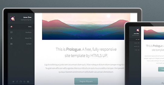 15+ Best Free Responsive HTML5 Templates