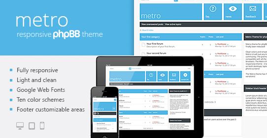 16+ Best Premium Responsive Forum Themes