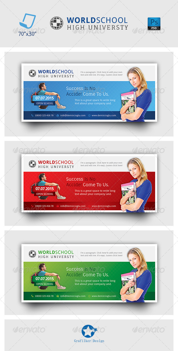 25+ Awesome Signage Template