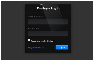 Batman Html CSS3 login form