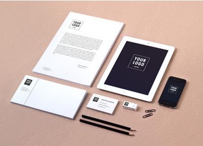 Branding / Identity MockUp Vol.8