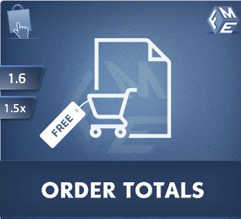 Order Totals