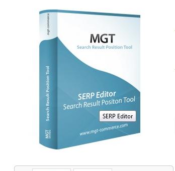 SERP Editor