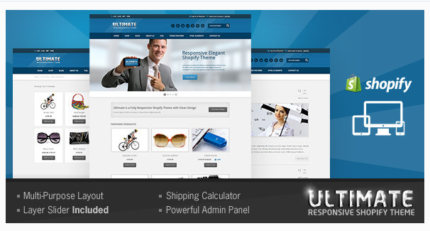 Ultimate | Responsive Shopify Theme