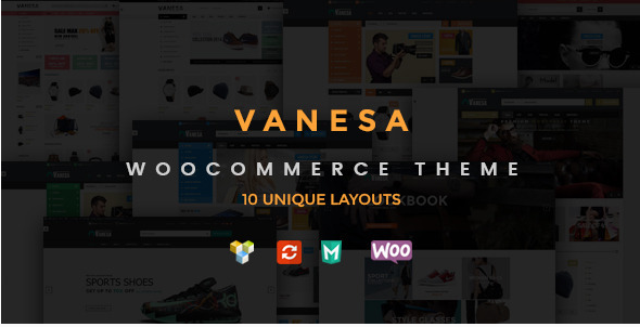 Vanesa - Responsive WooCommerce Fashion Theme
