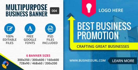 GWD | Business Promotion Banner - 004