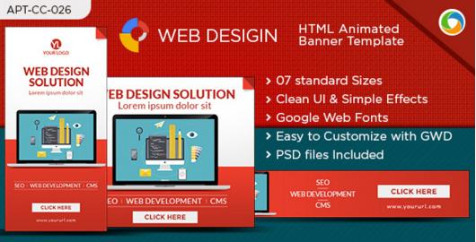 HTML5WebDesignBanners
