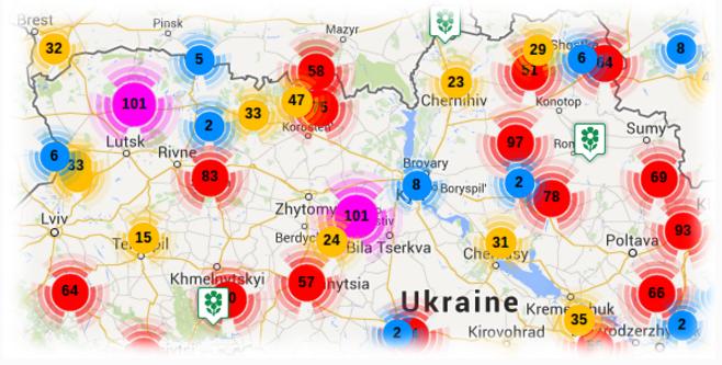 Google Map server side Markers clustering v1.5