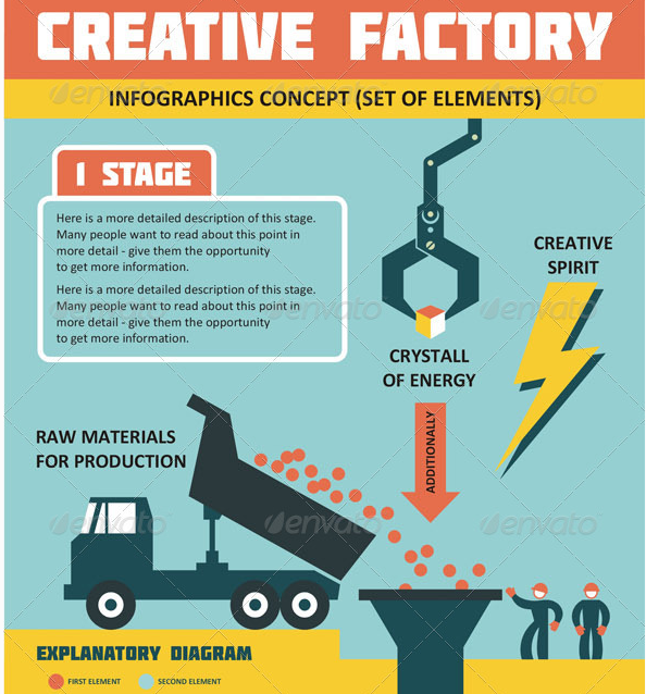 Infographics - Creative Factory