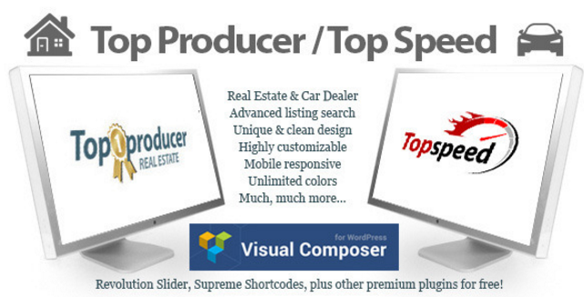 Top Producer Real Estate and Top Speed Car Dealer