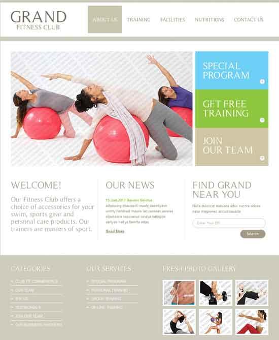 Grand Fitness Club