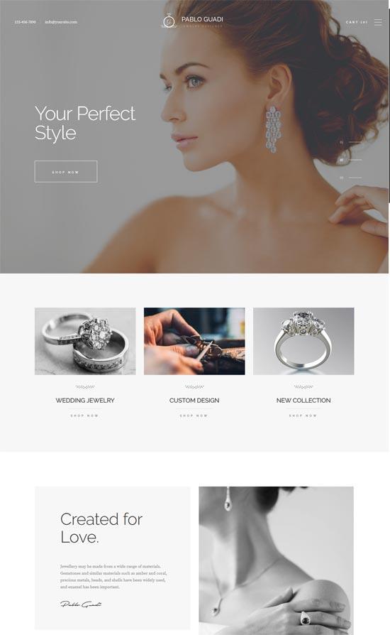 Pablo Guadi – Jewelry Designer & Handcrafted Jewelry