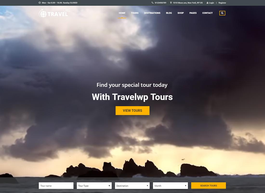 Travel WP